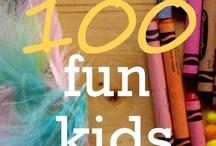 Kids Activities / by Dawn Dunaj