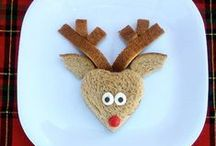Edible Holiday Crafts / by The Six O'Clock Scramble