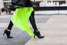 neon look / 20121226 Party Dress code