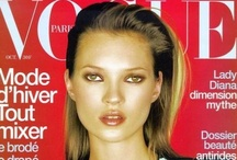 Hello Kitty / Kate Moss Cover