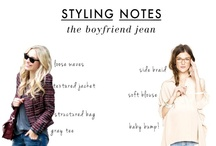 Fashion Styling Tips / by Jackie Bray