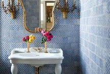 Bathrooms I Love / by Jackie Bray