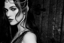 Style - Keira Knightley / by Canislupuswolf