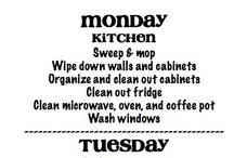 cleaning / by Dawn Dunaj