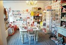 flower shop: display / display and merchandising ideas for a flower and gift shop