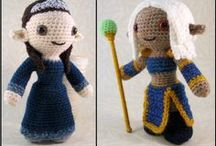 Crochet - Toys and Amigurumi / by Michelle Greenwalt