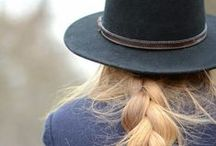 Hats & Scarves / Inspiring photos of outfits with hats and scarves..