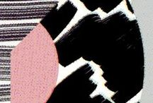 mark making & abstract patterns