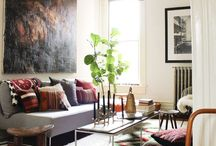Living Room Paint and Decor / Inspirational Photos of Amazing living rooms