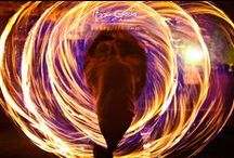 Spinning Fire / by Christina M Simmons