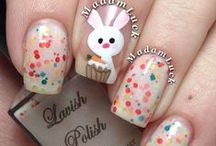 Easter Nail Art / by Jackie Bray