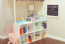 Church Nursery Toys + Activities / by Erica Miller