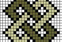 Bead Loom / Free Tutorials & Patterns / by Patricia Tassery-Stefani
