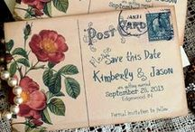 Save The Dates / Our favorite classic and unique save the date designs