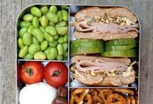 Brown Bag It! / Healthy School & Work Lunch Ideas  / by The Six O'Clock Scramble