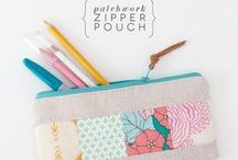 Perfect Pouches / by Brewer Sewing