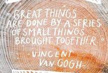 say it | thoughts / by Kjirsten Brynn Embley