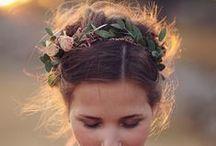 hair / wedding hair / by Kjirsten Brynn Embley