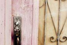 · puertas... · / by Cayetana Guijarro Bravo