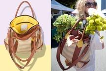 THOMAS IV handbags / Handbags made in NYC / by Lia Cinquegrano