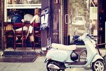 vespa love:) / by Dani Udall
