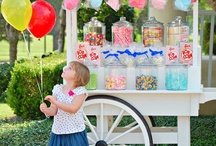 Mary Had a Little Party Custom Candy Cart - Houston / by Mary Had a Little Party