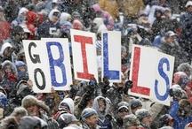 Footbaaallllll!! / Lets Go Buffalo!! / by Sydney Schmidt