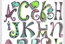 DIY - Lettering / by ReMemory Designs