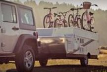 Camping and Travel Trailer / by Cortleigh