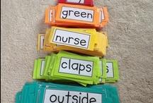 Homeschooling / Collections of stuff for homeschooling my little ones