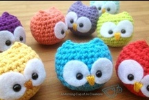 Crochet Tools and Designs / Designs I would love to try out and tools to refer