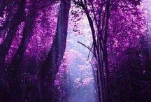 Amethyst Aura / Purple inspired
