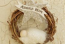 Oh Holy Crafts for Christmas / Christmas themed crafts and gift ideas