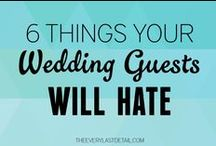 {Quick Tips} Published Planning Articles / Articles I have written and weddings that have been published. / by Erica Sarell Weddings