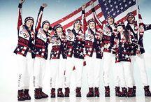 Winter Olympics / by Sydney Schmidt