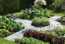 Potagers and Kitchen gardens