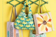 Totes Magotes / Sewing Patterns and Inspiration for Totes, Handbags, Clutches... For Apparel - check out my board How Fitting For Non-Apparel - check out my board I'm on Pins and Needles