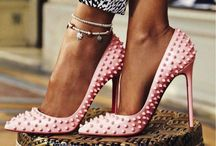 All About Shoes / Because every lady needs a good pair of shoes... Or twenty