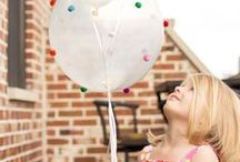 kids' party / Keep your little one entertained with some crafts and idea for kids'party.