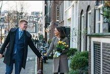 Travel Shoot in Amsterdam / Tourist / Traveller / Destination Photography