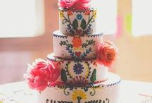 Wedding Cakes / Wedding Cake Accesories and Decoration Ideas from #weddingmall
