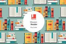 Mission: Reader / Welcome to Red Paper Plane's theme board for Mission: Reader! Take a look at our selection to enrich you experience. Reading with kids, bookmark ideas, Design thinking for preschool, Creative challenges for kids, Engaging learning experience.