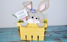 Wielkanoc / Wielkanocne pomysły na karty, dekoracje świąteczne, twoje ideę na wielkanoc ;)