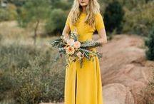 Yellow Wedding Ideas | Wedding Mall