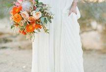 Orange Wedding | Wedding Mall