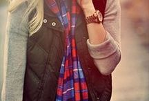 My style / Some style that I wear, and some that I want to someday wear :) / by Emily Beth