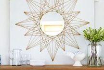 Inspiring DIY / Kate's collection of inspirational DIY projects from across the web.