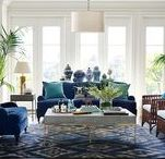 Inspiring Living Spaces / A collection of living spaces to inspire.