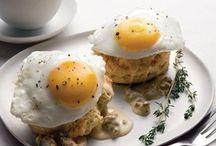 Breakfast & Eggs / by Barry Kurtz