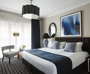 Bedrooms / A collection of stylish bedroom spaces